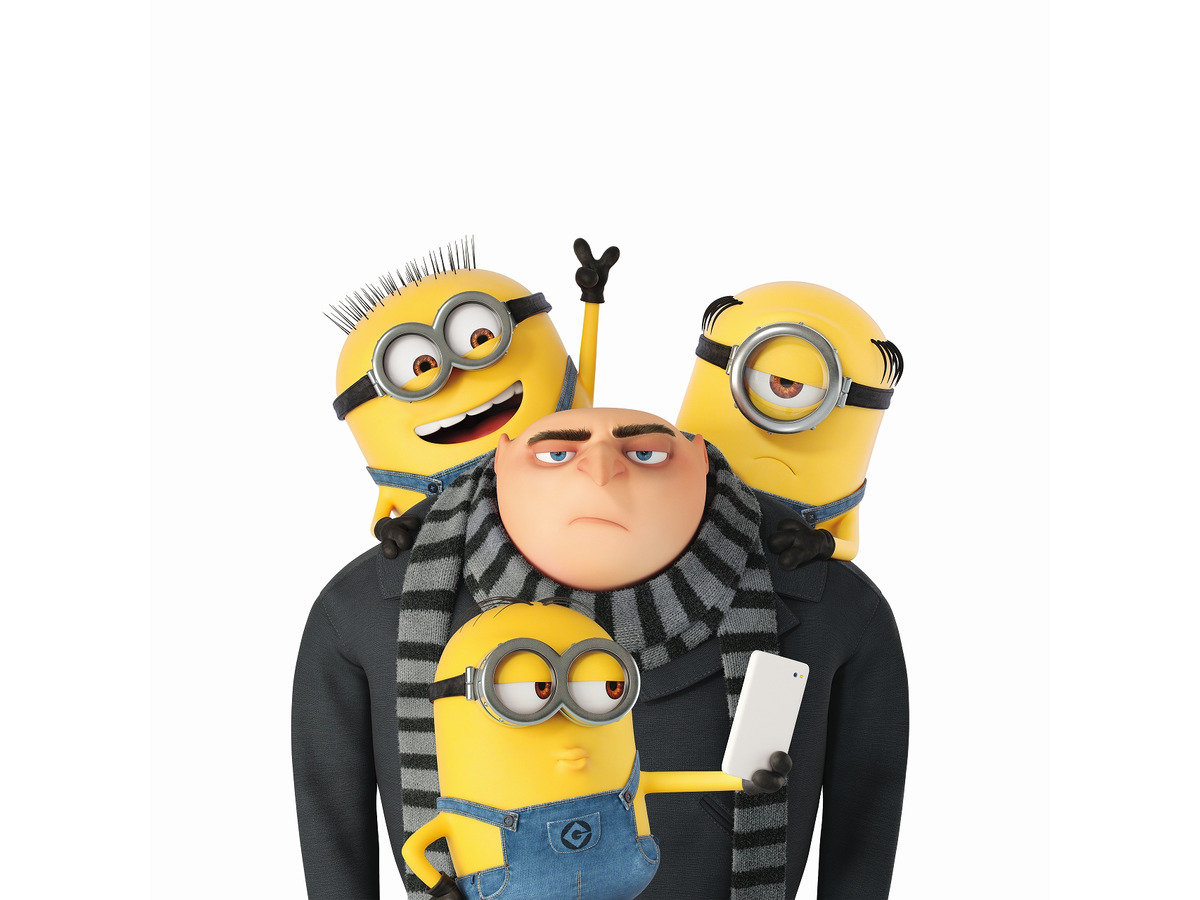 怪盗グルーのミニオン大脱走 全世界累計でアニメ映画歴代4位に 国内