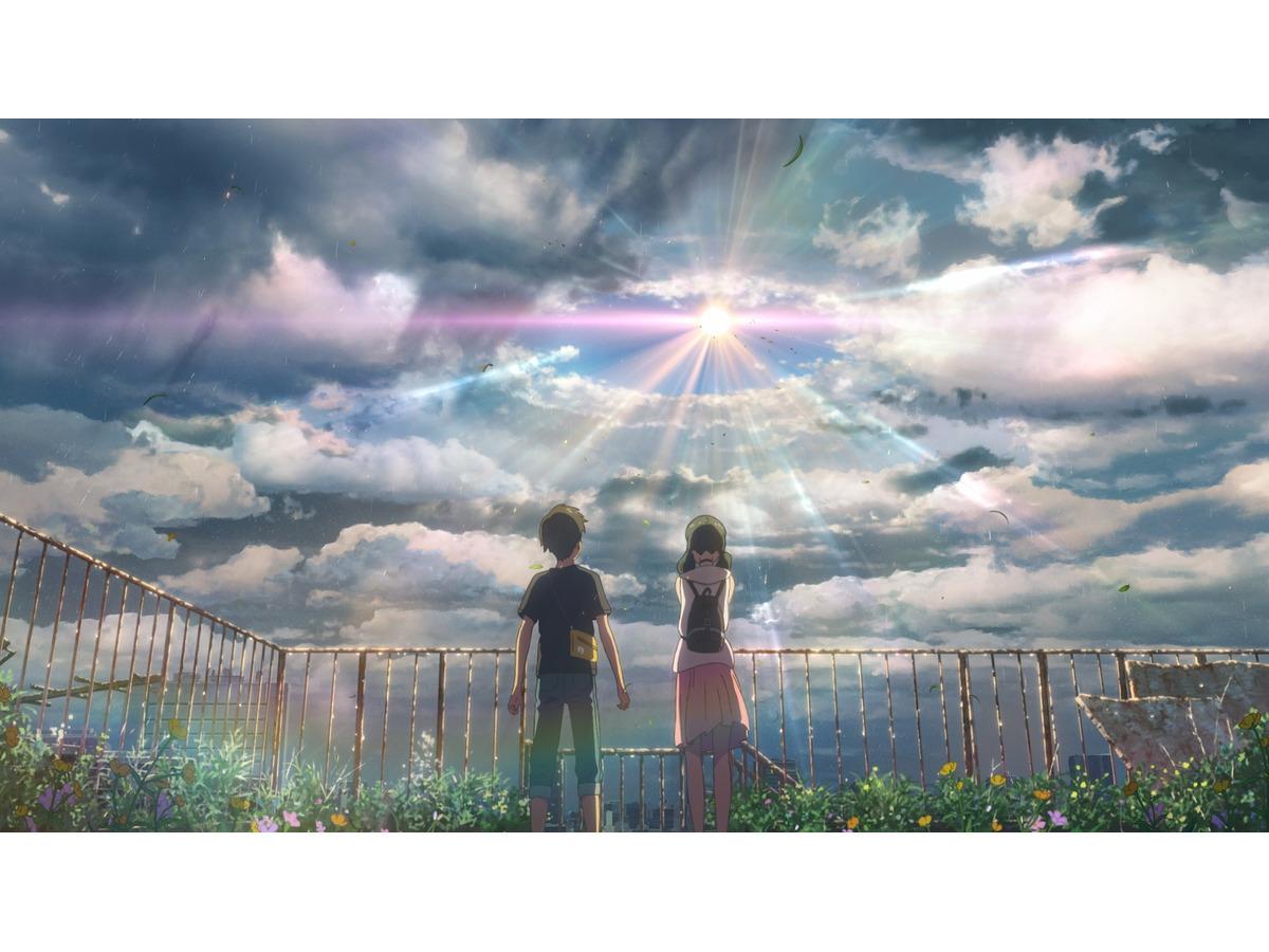 天気 の 子 背景 画像