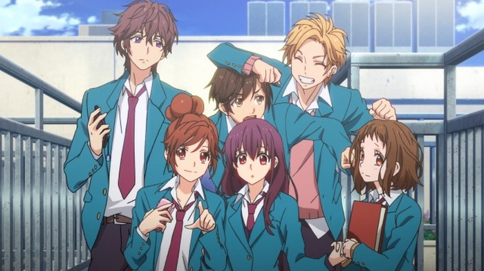 「告白実行委員会」(C)2013 HoneyWorks & INCS toenter Inc. All Rights Reserved. (C)HoneyWorksMovie