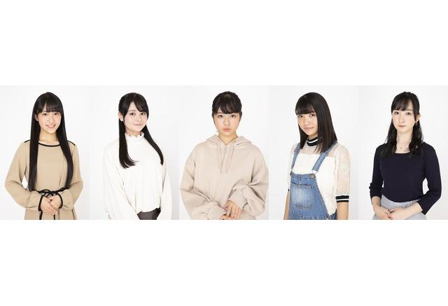 ミュージックレイン3期生が遂にデビュー! 5人の素顔、声優としての ...
