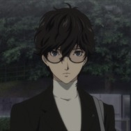 『PERSONA5 the Animation』PV第1弾 場面カット(C)ATLUS (C)SEGA/PERSONA5 the Animation Project