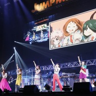 「JUMP MUSIC FESTA」DAY2 オフィシャルスチール Little Glee Monster