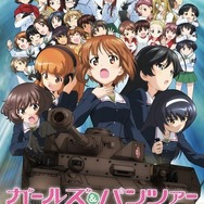 「ガールズ&パンツァー」(C)GIRLS und PANZER Film Projekt