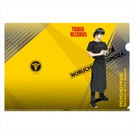 "「""GINO THE CAFE""in TOWER RECORDS CAFE」 A4 クリアファイル 価格:¥400+税 (C)PSYCHO-PASS Committee"