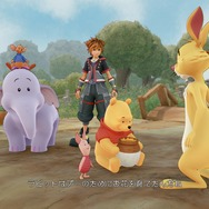 『キングダムハーツIII』(C)Disney. (C)Disney/Pixar. Developed by SQUARE ENIX