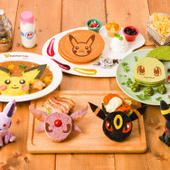 「ポケモンカフェ」(C) 2019 Pokemon.(C)1995-2019 Nintendo/Creatures Inc./GAME FREAK inc.