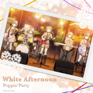 「White Afternoon」(C)BanG Dream! Project (C)Craft Egg Inc. (C)bushiroad All Rights Reserved.