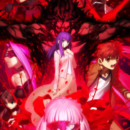 劇場版『Fate/stay night [Heaven's Feel]」II.lost butterfly』(C)TYPE-MOON・ufotable・FSNPC