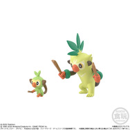 「サルノリ&パチンキー」550円(税込)(C)2020 Pokemon.(C)1995-2020 Nintendo/Creatures Inc. /GAME FREAK inc.