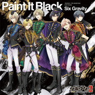 「Paint It Black」/Six Gravity ジャケット(C) TSUKIANI.2