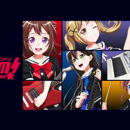 『BanG Dream! 3rd Season』ビジュアル(C)BanG Dream! Project