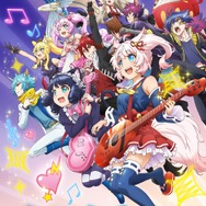 『SHOW BY ROCK!!STARS!!』キービジュアル(C)2012,2020 SANRIO CO.,LTD.SHOWBYROCK!!製作委員会M